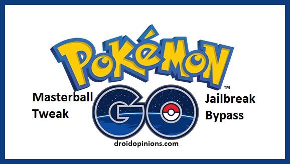 Masterball for Pokemon Go