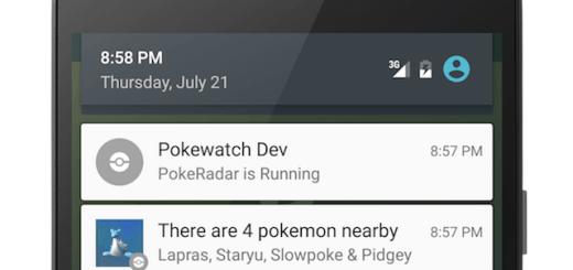 PokeDetector Pokemon Notification App