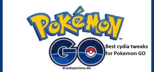 jailbreak tweak for Pokemkon go