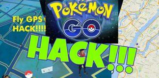 Fly GPS Pokemon GO Hack