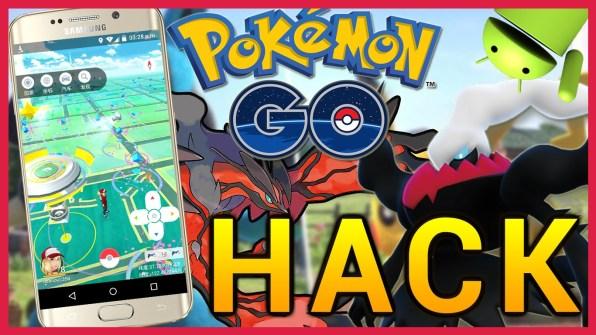 pokemon go v0.35.0 hack