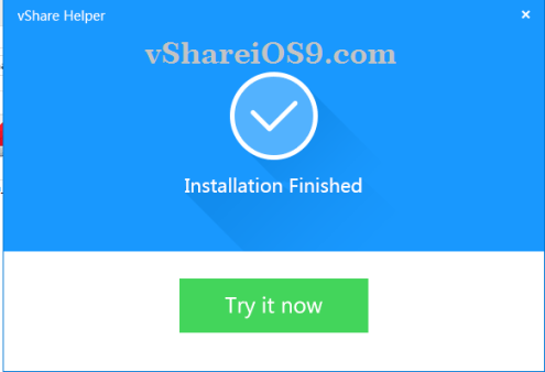 launch vshare pc helper