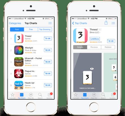 linkstore for iOS 10, 9, 9.3.3