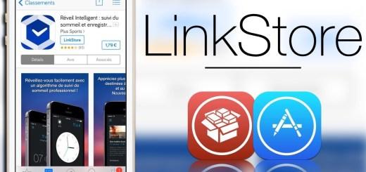 linkstore iOS
