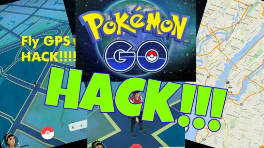 Pokemon Go Fly Gps hack