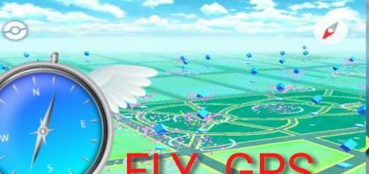 fly gps iOS iPhone/iPad