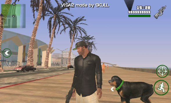 gta 5 visa for android