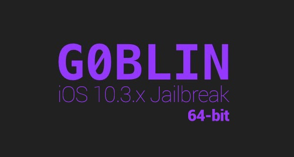 g0blin ipa jailbreak ios 10.3.3