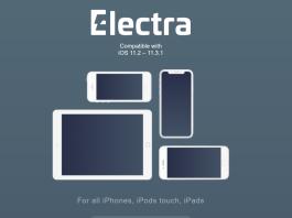 Electra 11.3.1 jailbreak ipa