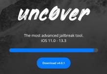 uncover jailbreak 4.0.1 ipa