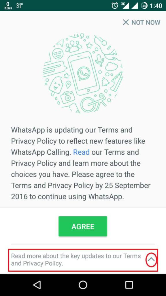 Stop WhatsApp Phone Number Sharing With Facebook