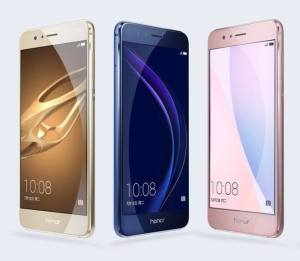 Huawei Honor 8 Set to Launch in Indian Market