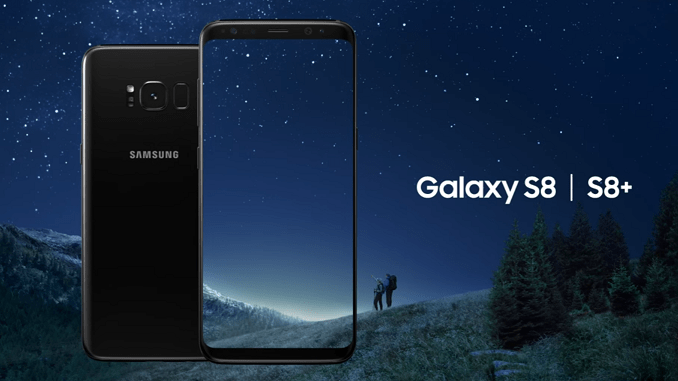 Samsung's Galaxy S8 and Galaxy S8+ have finally arrived