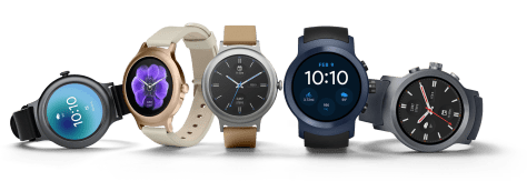 new android wear 2.0 watch models