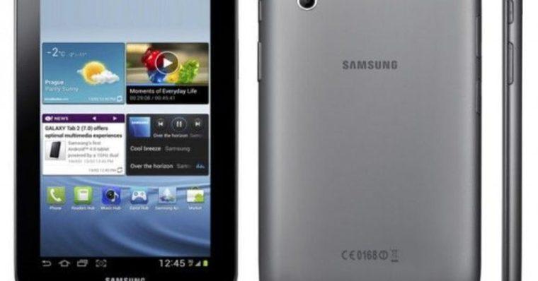 Android 4.1.1 Jelly Bean Firmware-Update für Samsung Galaxy Tab 2 7.0 P3100 (Vodafone) - Samsung Galaxy Tab 2 7.0 P3100 - Droid Views