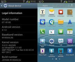 Installieren Sie die durchgesickerte Samsung 4.1.2 XXLSJ-Firmware auf dem Samsung Galaxy S2 - Android 4.1.2 Galaxy S2 - Screenshots - Droid Views