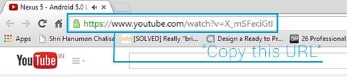Kopier-URL