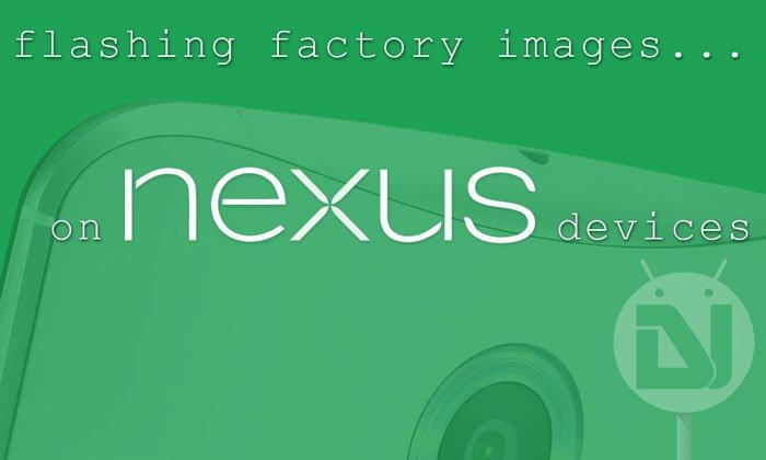 Fabrikbilder auf Nexus