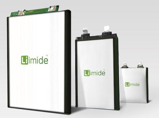 Li-Imid-Batterie