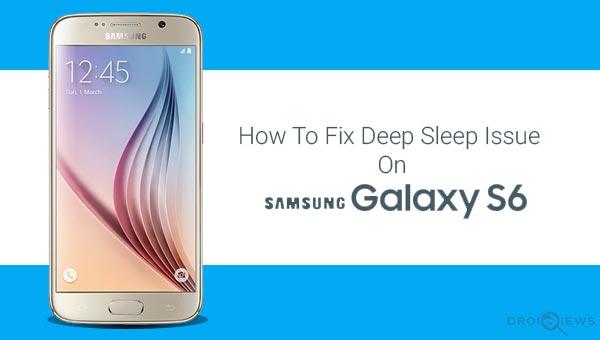 Beheben Sie das Problem mit dem Tiefschlaf bei Samsung