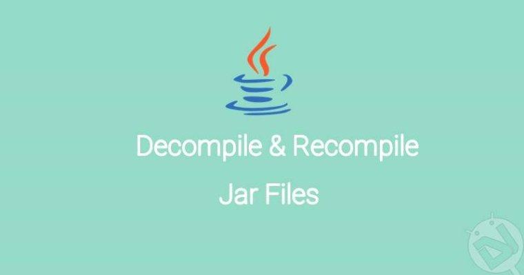 Jar-Dateien dekompilieren