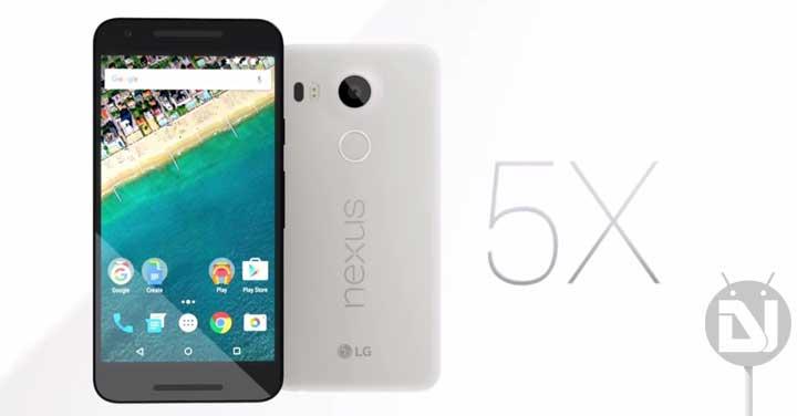 Flashen Sie das neueste Factory-Image auf dem Nexus 5X
