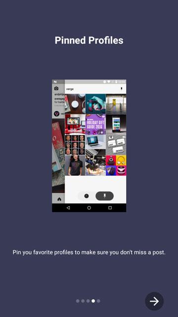 Inst Downloader for Instagram pinned profiles