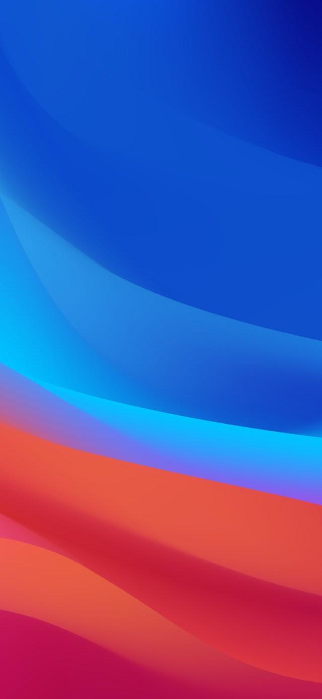 Descargar Oppo F9 Pro Stock Wallpapers