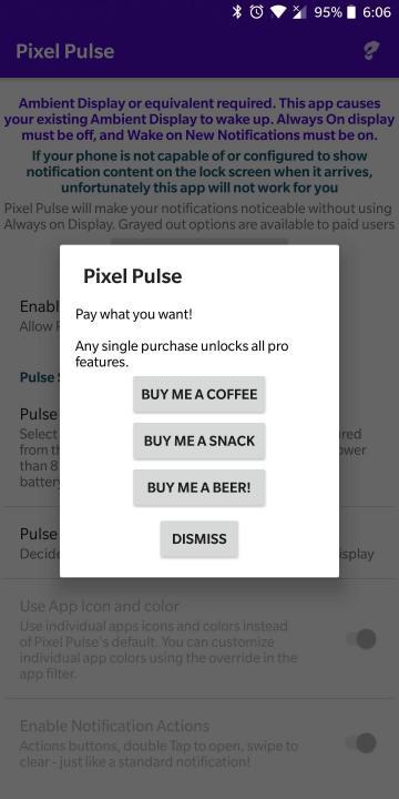 Pixel Pulse donation
