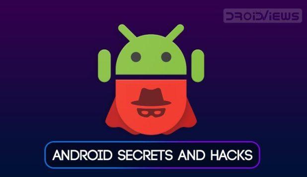 Android Secret Tricks and Hacks