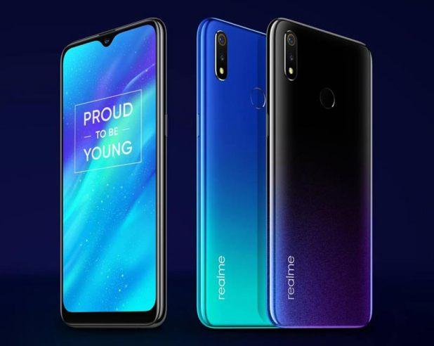 RealMe 3 phone under inr 15000
