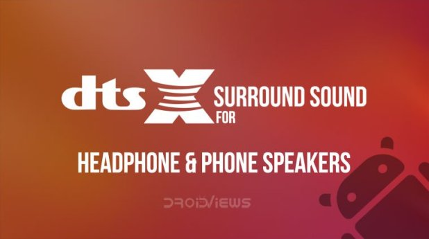 DTS Headphone:X Port for Android