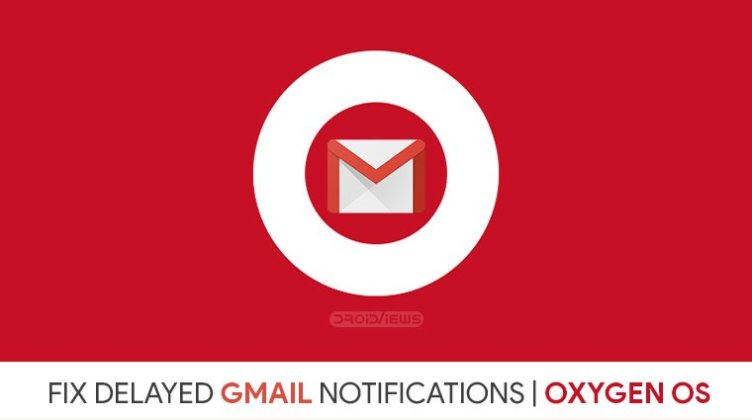 fixed delayed Gmail notifications