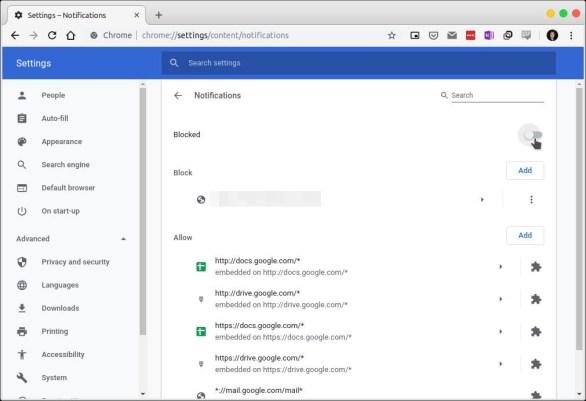"""disable Chrome desktop notifications """"srcset ="""" https://i2.wp.com/www.droidviews.com/wp-content/uploads/2019/09/Chrome-desktop-notifications.jpeg?w=586&ssl=1 1011w, https://www.droidviews.com/wp -content /uploads/2019/09/Chrome-desktop-notifications-768x526.jpeg 768w """"sizes ="""" (max width: 1011px) 100vw, 1011px"""