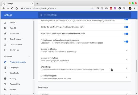 "Chrome desktop privacy setting ""srcset ="" https://i2.wp.com/www.droidviews.com/wp-content/uploads/2019/09/Chrome-desktop-privacy-setting.jpeg?w=586&ssl=1 1011w, https://www.droidviews.com / wp -content / uploads / 2019/09 / Chrome-desktop-privacy-setting-768x526.jpeg 768w ""sizes ="" (maximum width: 1011px) 100vw, 1011px"
