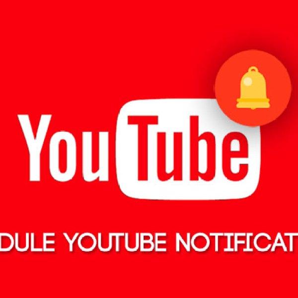 Youtube-Benachrichtigungen