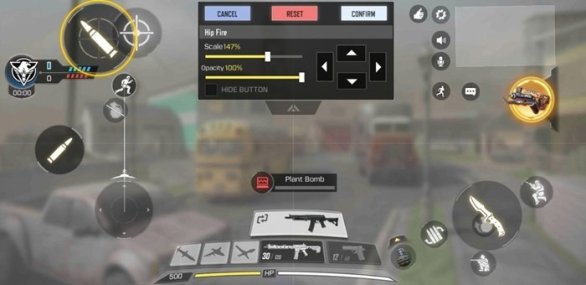 call of duty game controls