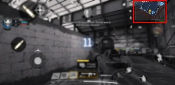 Call of Duty Mini Card Location