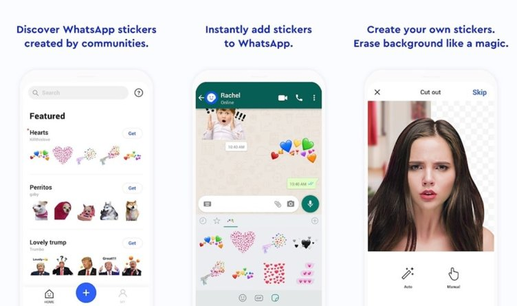 Sticker.ly Stickers for WhatsApp