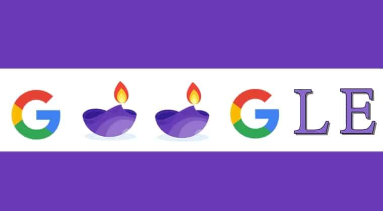 Google festlich
