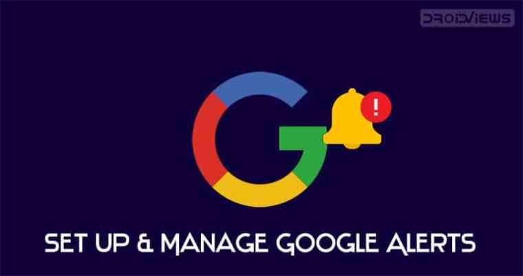 Anpassung von Google-Benachrichtigungen