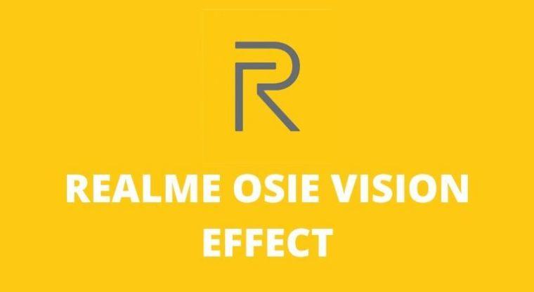OSIE Vision-Effekt