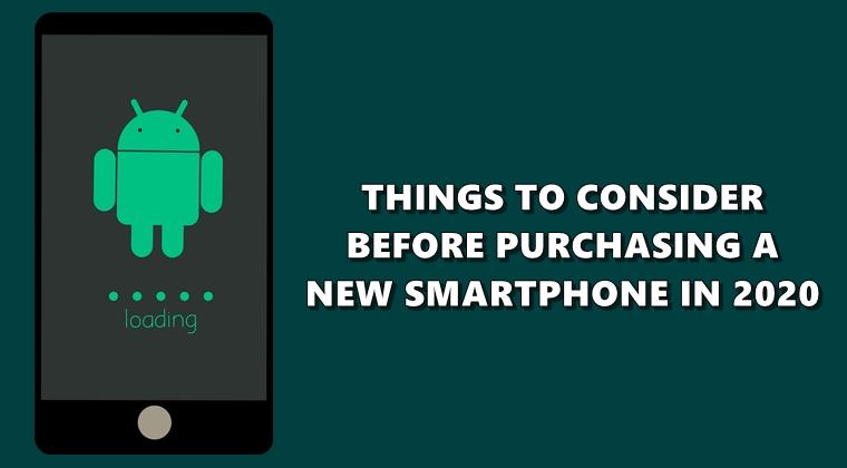 Kauf eines neuen Smartphones