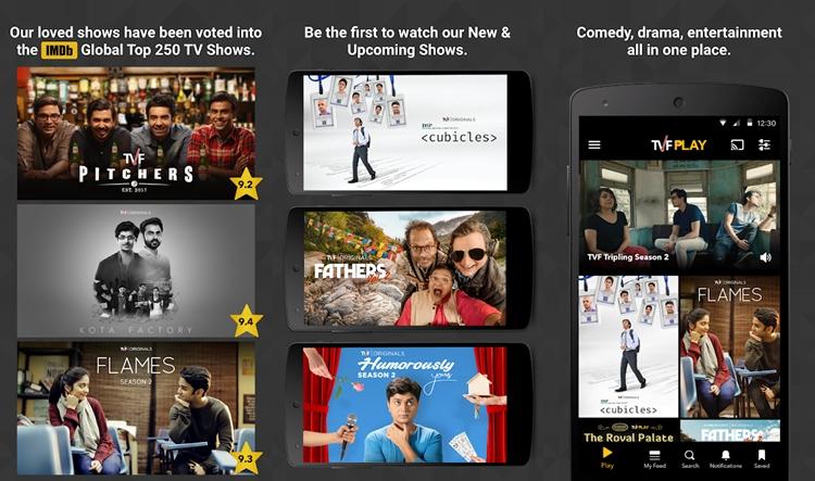 TVF TV-Streaming-App