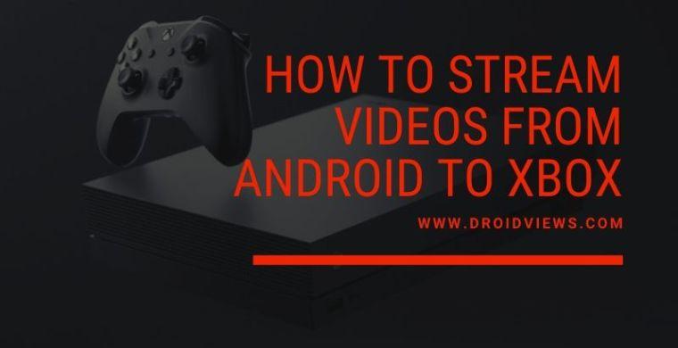 Videos auf Xbox streamen