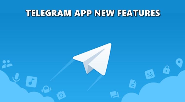 Telegramm für neue Funktionen