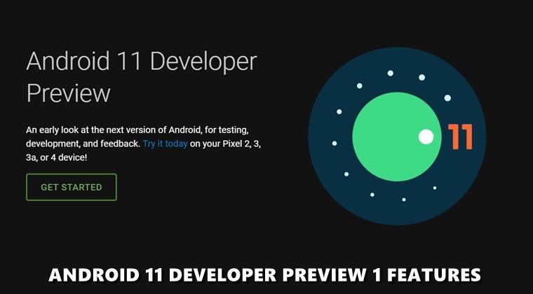 android 11 vorschau 1