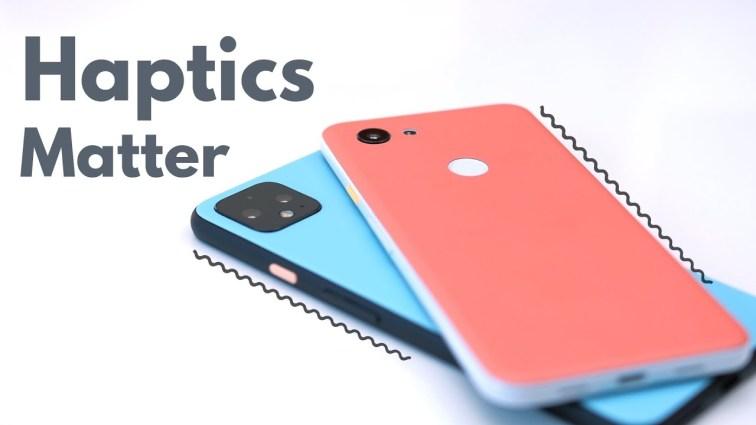 Warum die Haptik in Ihrem Smartphone wichtig ist