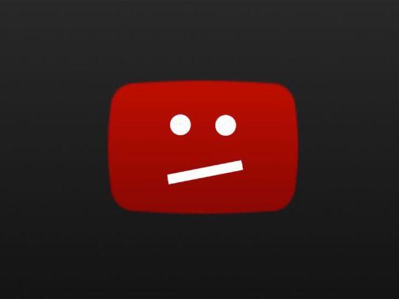 YouTube-Fehler