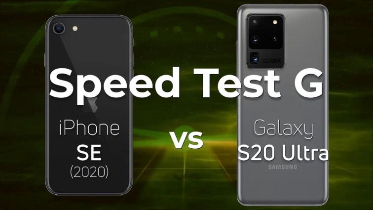 Ist das 400 US-Dollar teure iPhone SE schneller als die Top-Android-Telefone?
